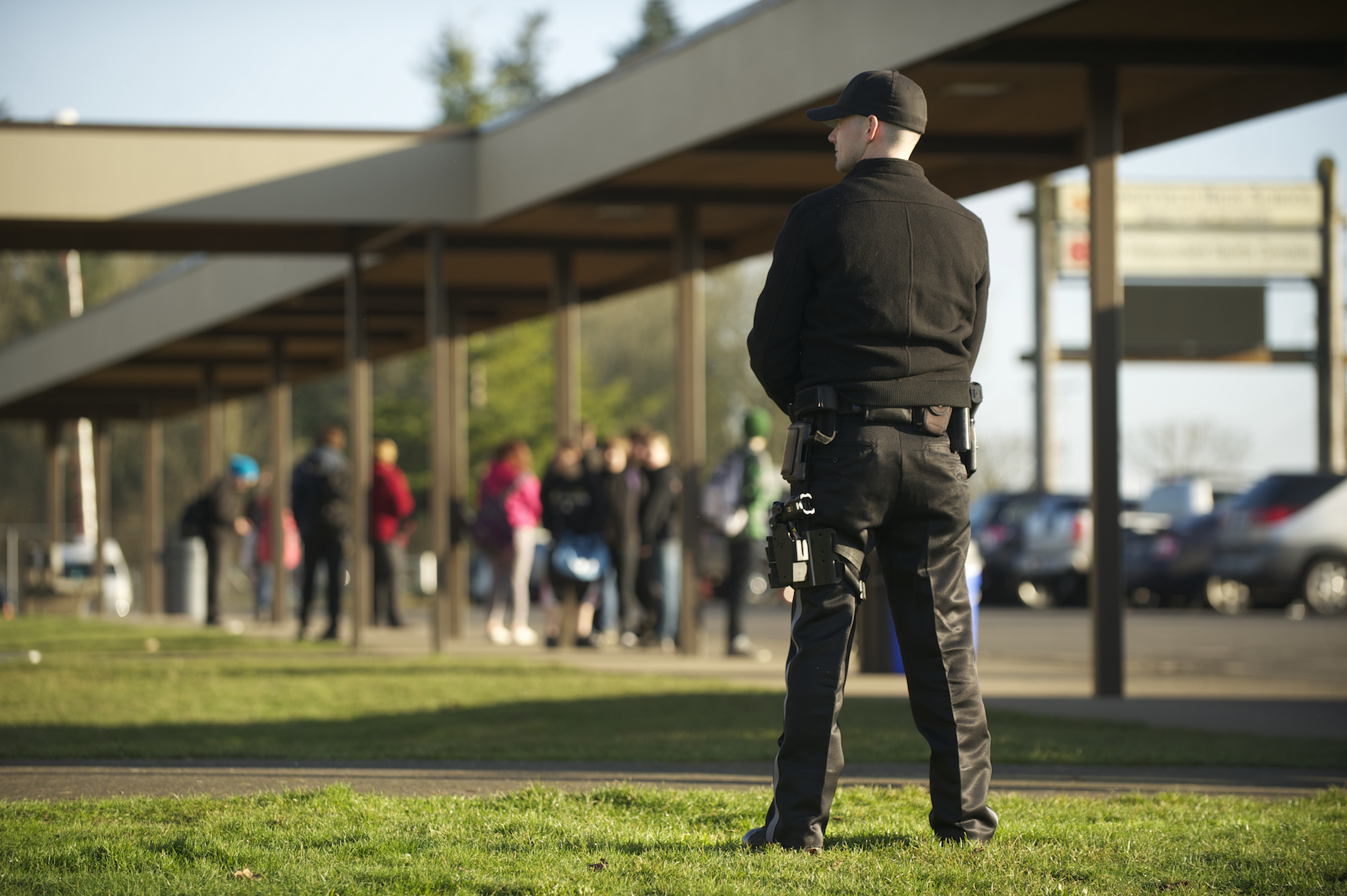 Essential responsibilities of security guards | Frederick Asset